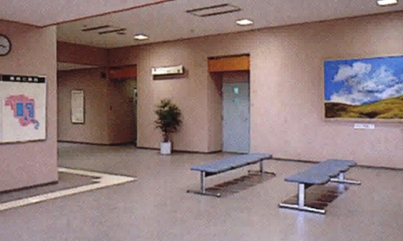 待合ホール