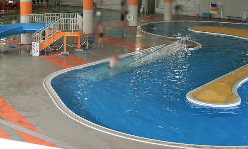 流水プール1