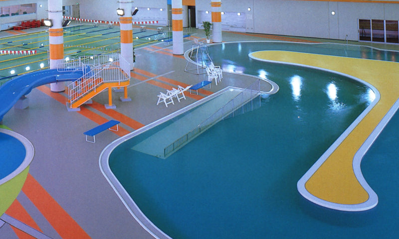流水プール2